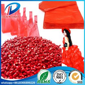 China Alibaba China Supplier High-density Green Color Masterbatch, High Quality High-density Color Masterbatch on sale