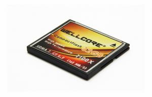 China High Performance 32GB CF Memory Cards for Laptop With SLC NAND Flash on sale