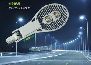 China Tennis Racquet Shape COB 120w Led Roadway Lighting Energy Saving on sale