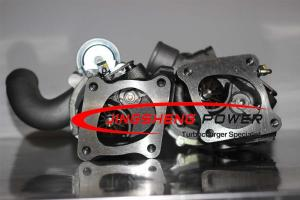 China Engine With Turbo KKK K04 53049880025 078145701M 53049880026 078145704M Audi RS4 V6 Biturbo Left Side With ASJAZR on sale
