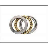 Low Vibration Chrome Steel Thrust Ball Bearing 51102 For Micro Motor