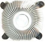 Mill Finished Aluminum Heatsink Extrusion Profiles Led Lamp  / Light With CNC Machining