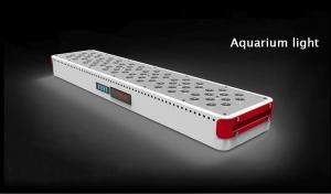 China 120 Degree Dimmer 200w Led Reef Aquarium Lighting DC 32V - 45V With LCD Display on sale