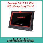 China Launch X431 V+ Plus HD Heavy Duty Truck Diagnostic Module12V & 24V voltage wholesale