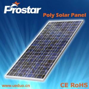 China Polycrystalline Silicon Solar Panel 130W on sale