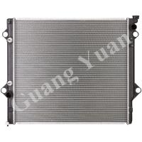 Auto Cooling System 2010 Toyota 4Runner Radiator With Aluminium Core AT 13114