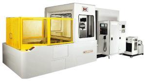 China High Hrecision CNC Horizontal Machining Center, 20 m/min Fanuc CNC Turning Center on sale