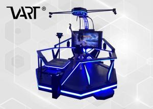 China 1.2 KW 220V / 110V VR Playstatioon Virtual Reality Large Space Interactive Game on sale