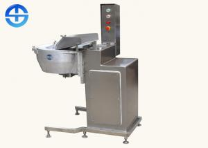 China High Accurate Fruit And Vegetable Processing Machinery / Ginger Slicing Cutter Machine on sale