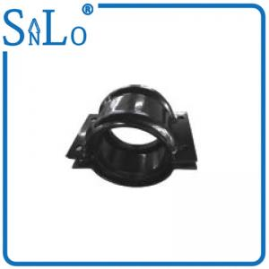 China Black  Mul Tifunctional Plumbing Supply Pvc Fittings For Chemical Industry on sale