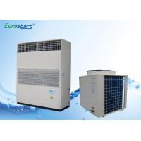 R407C Direct Blow Central Air Conditioner With Air Cooled Condenser
