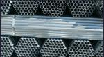 Black Galvanized Steel Pipe For Drinking Water , Galvanised Carbon Steel Pipe