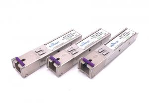 China Gpon Olt Sfp Optical Transceiver 20km 2.5g / 1.25g Tx1490nm Rx1310nm Calss C+ on sale