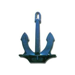 High Strength Marine Hall Anchor Boat Land Anchor With Cast Steel Material