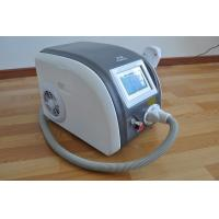 Portable Q-Switched Nd Yag Laser Beauty Machine Birthmark Removal