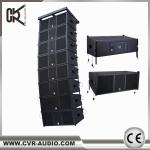 wireless home theater system CVR powered professional line array speaker W-210BP