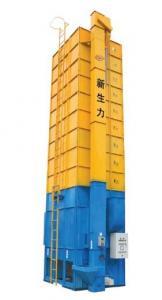China Grain processing machinery batch type paddy dryer machine 20 tons capacity on sale