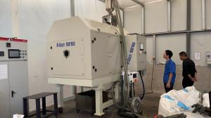 China PET Pellets flakes dryer, plastic dehumidifying dryer,PET color master batch  dryer on sale