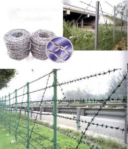 China Factory price razor wire fence/ razor barbed wire/ concertina razor wire on sale