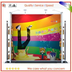 China Aluminum Portable Tradeshow Displays , Trade Show Display Booth on sale