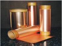 China flexible copper clad laminates without adhesive for FPC on sale