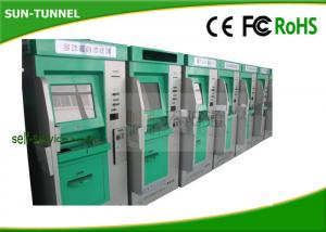China 19 LCD Display Self Service Check In Kiosk Healthcare Application on sale
