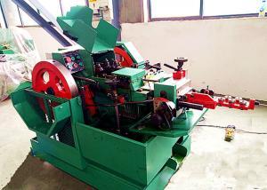 China 50pcs/Min - 120pcs/Min Rivet Manufacturing Machine With Punch Die on sale