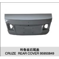 China Steel Rear Car Trunk Lid Replacement For American Chevrolet Cruze 2009- on sale