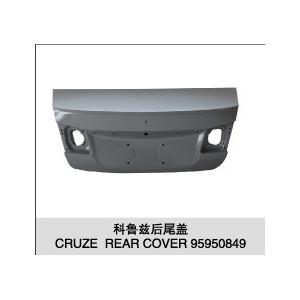 China Remplacement arrière en acier de couvercle de tronc de voiture pour l'Américain Chevrolet Cruze 2009- on sale