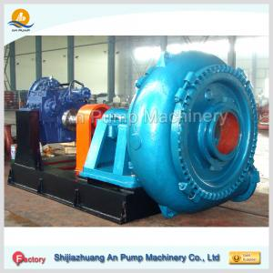 China 8 inch sand gravel pump for marine on sale