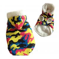 Custom Dachshunds , Poodle Dog Hooded Sweatshirts Colorful XXS XXXL Pet Clothes