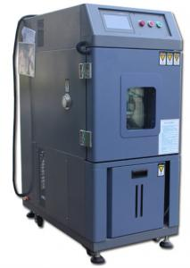 China Inner Size 400*450*550 Three Phase Four Wire Constant Tmperature And Humidity Test Chamber on sale