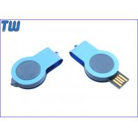 Twister Design USB Thumb Drive Flash Memory LED Light with Button Battery inside