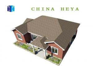 China Residential Portable Prefab Homes , Contemporary Prefab Houses Sliding Door on sale
