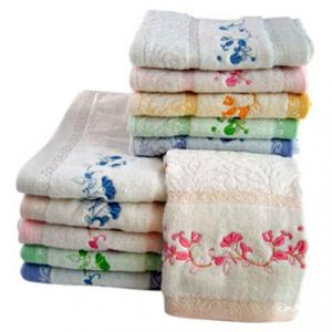 China best-selling jacquard terry towel blanket with high quality on sale