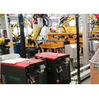 Bicycle Frame Factory Automation Systems , Electric Automatic Beam Welding Line
