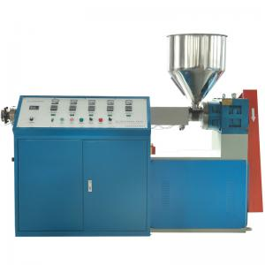 China High Efficient Plastic Drinking Straw Making Machine With Low Investment Cost on sale
