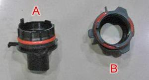 China HID Xenon Bulb Base Bulb base E39 on sale