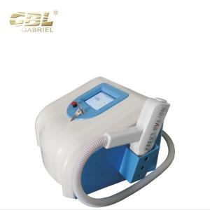 China Higher Efficiency Q Switched ND YAG Laser Machine With 8 Inch Touch Screen on sale