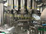 PET Bottle Auto Oil Filling Machine 6 Capping Heads For Olive And Sunflower Oil