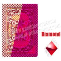 China Poland Crown Invisible Playing Cards Paper Karty Do Gry Series on sale