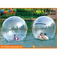 Inflatable  Water Zorb Walking Ball Inflatable Water  Inflatable aqua ball with pool