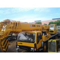 70ton used crane XCMG QY70K with big cab