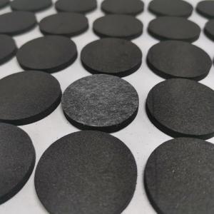 China Self Adhesive Rubber Eva Neoprene Sponge Gaskets 10mm Thick on sale