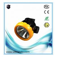 rechargeable mining helmet lights, led cordless outdoor lamp, cordless mining lights for sale