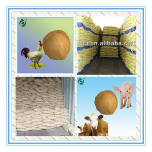 China Meat And Bone Meal Animal Feed Additives Protein Source For Cattle / Chicken on sale