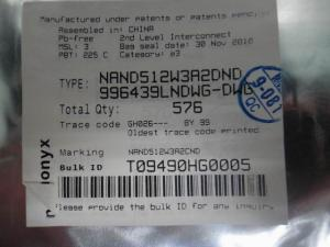 China NAND512W3A2DND  IC chips on sale