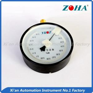 China Bottom Mounting High Precision Pressure Gauge For Checking Industrial General PG on sale