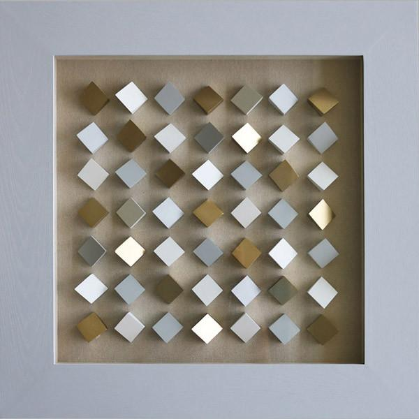 How To Decorate A Shadow Box Cool Cube 60D Shadow Box Wall Art For Home Decoration Product PhotosCube