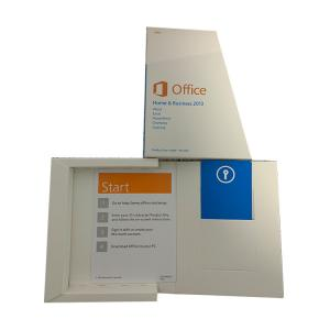 China FPP Retail Microsoft Office 2013 Home And Business Retail Package on sale